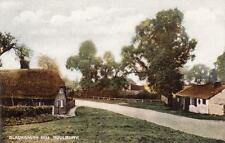 Blacksmith Hill Soulbury Nr Linslade Leighton Buzzard unused old pc