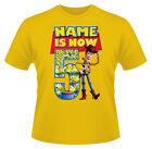 Toy Story Woody Personalised Boys Girls T-Shirt Age 5 Ideal Gift/Present