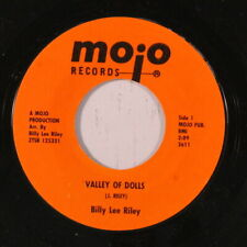 BILLY LEE RILEY: Valley Of Dolls / Lonely Man 45 Oldies