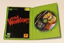 The Warriors for the Original Xbox ~ Complete CIB ~ Rockstar Game