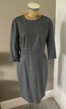 Paul Smith Ladies Black Label 3/4 Sleeve Dress Uk12/eu 44 Made In Italy