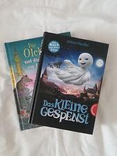 Bücher für junge Leser - Das kleine Gespenst + Die Olchis