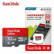 UK Stock SanDisk Ultra Micro SD 64GB Class 10 SD SDHC Memory Card Adapter