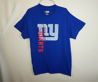 New York Giants NFL Football Mens Reebok Team Apparel T Shirt Size MEDIUM M