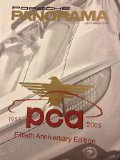 Porsche Panorama Magazine PCA 15th Anniversary December 2005 021018nonrh