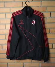 AC Milan football UEFA Champions League size S jacket soccer Adidas