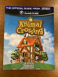Animal Crossing Official Guide from Nintendo Power - Gamecube Player's Guide