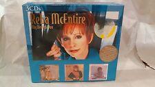 Reba McEntire My best To You 3 CD's 1989 Universal Music Enterprises      cd2057