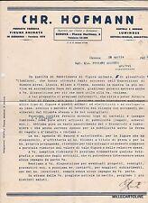 # GIOCATTOLI: C. INTESTATA CHR. HOFMANN -Genova GIOCATTOLI FIGURE ANIMATE 1932