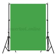 1.5x2.1M 5x7ft Photography Studio Non-woven Background Screen Green Backdrop a