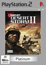 Conflict Desert Storm Ii.playstation 2 Game.very RARE Game Never Open