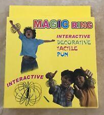 Magic Flow Ring Bracelet Spinning Arm Kinetic Toy Bulk