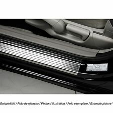 Einstiegsleisten passend für Chrysler PT Cruiser 2001-2010 Edelstahl Chrom