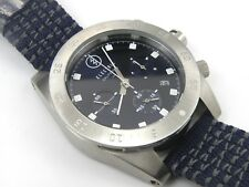 Gents DW01NATO California Electric Chrono Professional Divers Watch - 300m