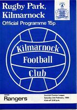 More details for 79/80 kilmarnock v rangers (2nd feb – postponed)