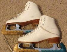 Ice Figure Skates Riedell 275 for intermediate skater Girls Size 4 M