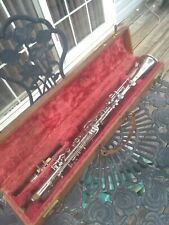 Metal Bb Clarinet Beautiful Condition