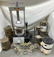Druckluftnagler; verdichter; montiermaschine; pelletpressen; manometer