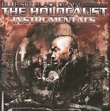 THE HOLOCAUST: INSTRUMENTALS CD   ***NEW SEALED***