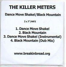 (747B) The Killer Meters, Dance Move Shake! - DJ CD