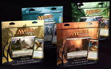 MTG Planechase 2012 Set of four decks (English) *Free shipping*