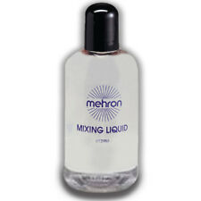 Mixing Liquid - 4.5oz. Mehron FX Adult Makeup Liquid Clear Face Body Unique
