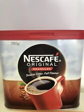COFFEE  NESCAFE GRANULES  DOUBLE FILTER, FULL FLAVOUR - 750g