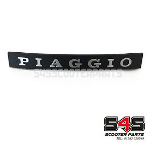 Piaggio Horn Cast Badge Vespa PX 125 150 200