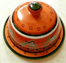 Tabletop Unlimited Hopi Covered Server Very Nice