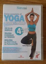 YOGA BODY & MIND - Natural Style - DVD Corso completo 58 minuti - Cairo Editore