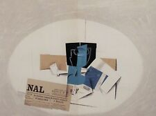 BRAQUE - NAL - CUBISTIC LITHOGRAPH (RARE) - 1963 - IN US