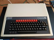RARE VINTAGE ACORN BBC MODEL B MICRO COMPUTER w TURBO SPI SYSTEM (VGC)