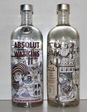 ★ Absolut Vodka WATKINS Limited Edition 2011 LITER bottle ★