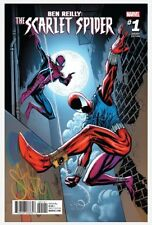 Ben Reilly Scarlet Spider #1 J Scott Campbell 1:15 Var