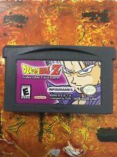 Dragonball Z Collectible Card Game Nintendo Gameboy ADVANCE GBA AUTH