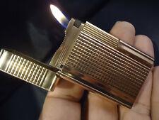 S. T. Dupont Line 1 LARGE Lighter - Rose Gold Plated - Cased - Feuerzeug/Briquet