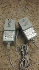 leader electronics power supply input 100-240 V output 24 V  USA seller 2pc lot.