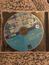 Multipedia Bookshelf DVD CD-ROM