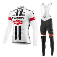 Ropa ciclismo entretiempo: Giant 2 maglie maillot cycling otoño pants jersey