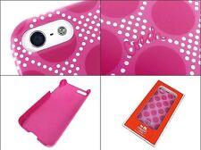 COACH Pink Polka Dot IPhone 5 Case 64986B
