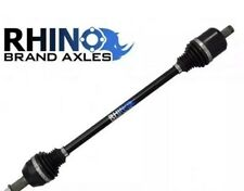 "SuperATV Rhino Brand Polaris RZR 1000 Heavy Duty REAR Axle for 7-10"" Lift Kit"