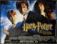 Harry Potter Und Die Kammer Von Secrets 2002 Original 46X60 Subway Film Poster
