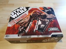 STAR WARS Darth Vaders Sith Starfighter Toy OPENED BOX