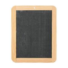 Bartl 3228 original Schiefertafel groß 24 x 19 cm Tafel Holz NEU!  % (B)