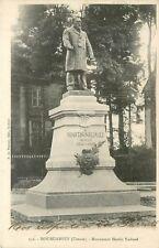 23* BOURGANEUF  monument  nadaud  MA77-0599