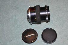 Olympus OM-System Zuiko 50mm f3.5 MC Auto-Macro Lens