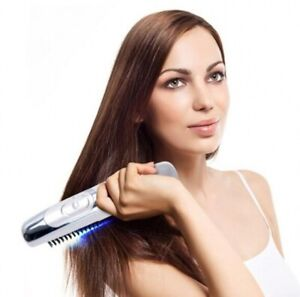 Hair Brush Comb Laser Loss Growth Massage Infrared Electronic Anti hair Care Reg