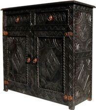 Arabic Oriental Hand Carved Chest of Drawers From Wood Berber H101xB104xt42cm