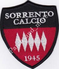 [Patch] SCUDETTO SORRENTO CALCIO stemma logo cm 7 x 8 toppa ricamo REPLICA -1017