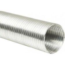 Alurohr Flexschlauch Schlauch Aluflexschlauch Flex-Schlauch L/üftungsrohr /Ø 120mm L/änge 1.5m Wei/ß Alu Flexrohr